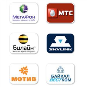 Операторы сотовой связи Николаевск-на-Амуре